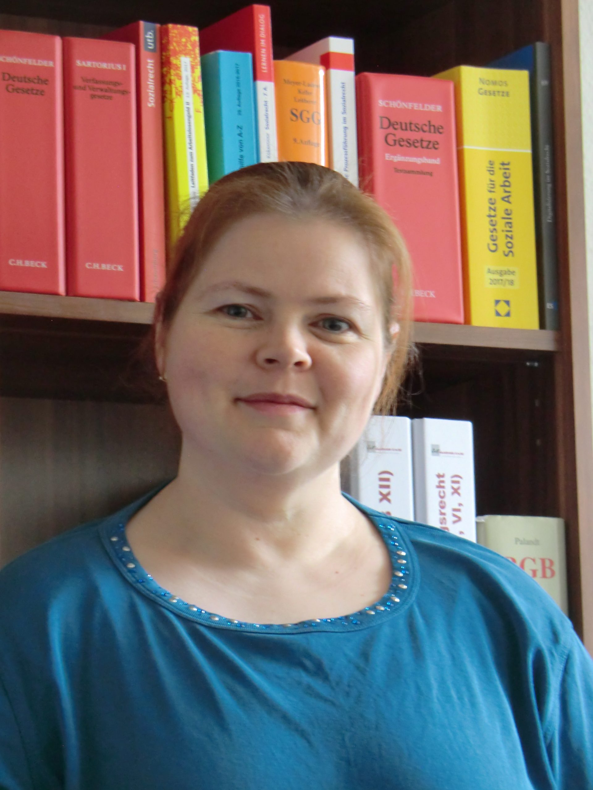 Rechtsanwältin Nana Steinke - Sozialrecht Laatzen, Rechtsanwalt Hannover, Kanzlei